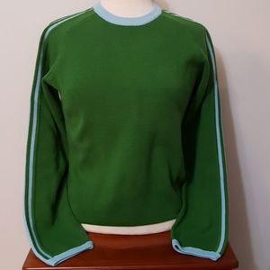 Vintage Abercrombie and Fitch Sporty Sweater
